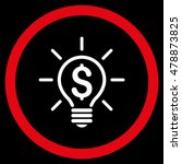 electric light price vector...   Shutterstock .eps vector #478873825