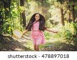ukrainian girl   Shutterstock . vector #478897018