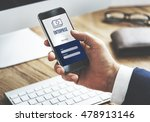 enterprise business campaign...   Shutterstock . vector #478913146