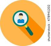 find user | Shutterstock .eps vector #478941202