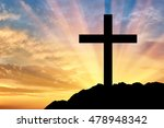 Religion Christianity. Cross...