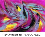 bright abstract background ... | Shutterstock . vector #479007682