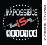 girl typography  slogan ... | Shutterstock .eps vector #479039005