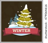 vector illustration on the... | Shutterstock .eps vector #479064616