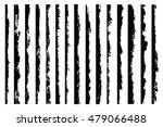 vector brush strokes.set of... | Shutterstock .eps vector #479066488