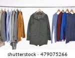 man clothes and jeans of... | Shutterstock . vector #479075266