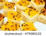 Granadilla Cheese Cakes Desert