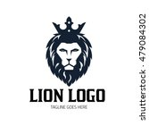 Lion Logo Design Template  Lio...