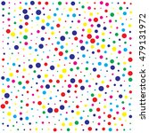 abstract color dot background | Shutterstock .eps vector #479131972