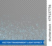 blue glitter spray texture... | Shutterstock .eps vector #479137756
