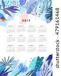 Creative Calendar 2017....