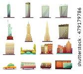 New York City Buildings...