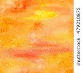 abstract watercolor spots... | Shutterstock . vector #479210872