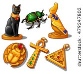 Ancient Figurines Of Animals...