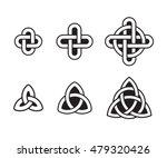 celtic knots set  traditional...