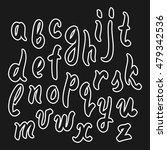hand lettering and typographic... | Shutterstock .eps vector #479342536