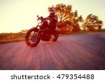 high power motorcycle chopper... | Shutterstock . vector #479354488