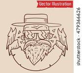 bad boy   vector illustration....   Shutterstock .eps vector #479366626