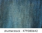 jeans background texture of... | Shutterstock . vector #479380642