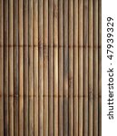 Bamboo Mat Surface Vertical...
