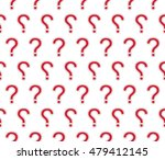 abstract question mark... | Shutterstock .eps vector #479412145