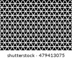 triangle pattern background...   Shutterstock .eps vector #479413075