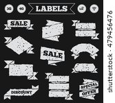 stickers  tags and banners with ... | Shutterstock .eps vector #479456476