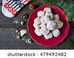 Christmas Tea Cookies In...