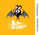 happy halloween vector kids... | Shutterstock .eps vector #479530612