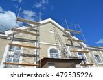 painting and plastering... | Shutterstock . vector #479535226
