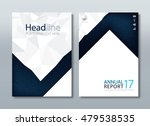 annual report brochure flyer... | Shutterstock .eps vector #479538535