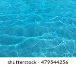 blue swimming pool rippled... | Shutterstock . vector #479544256