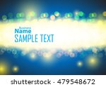 color abstract background for... | Shutterstock .eps vector #479548672