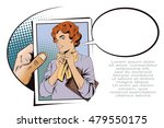stock illustration. people in... | Shutterstock .eps vector #479550175