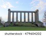 edinburgh   december 21  the... | Shutterstock . vector #479604202