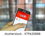 montreal  canada   august 8 ...   Shutterstock . vector #479620888