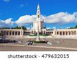 the sanctuary of fatima  which... | Shutterstock . vector #479632015