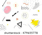 abstract background with...   Shutterstock .eps vector #479655778
