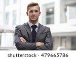 head and shoulders portrait of... | Shutterstock . vector #479665786