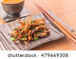 set of grasshopper edible... | Shutterstock . vector #479669308