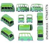 cartoon bus   Shutterstock . vector #479669776