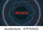 big data visualization.... | Shutterstock .eps vector #479705032