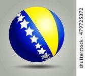 orb bosnia and herzegovina flag ...