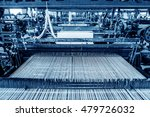 Thread From Weaving Machine ...