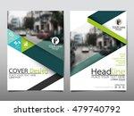 green technology cover business ...   Shutterstock .eps vector #479740792