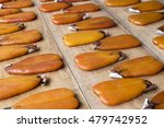 mullet fish roe for sale at... | Shutterstock . vector #479742952