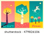 flat vector illustration with... | Shutterstock .eps vector #479826106