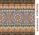 striped oriental seamless...   Shutterstock .eps vector #479842396