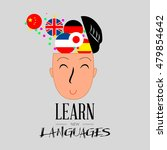 learn new languages graphic...