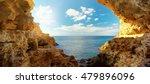 inside of mainsail. nature... | Shutterstock . vector #479896096